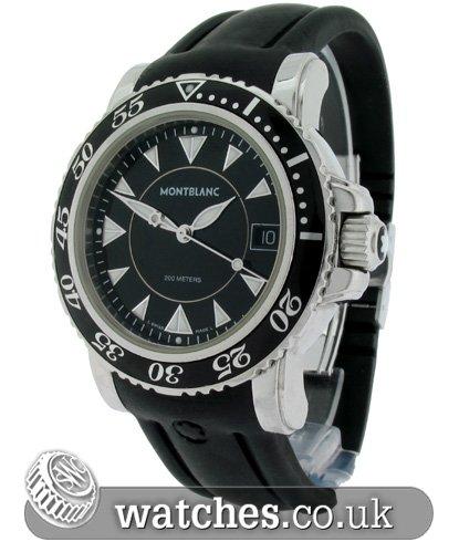 9d82e6a65ba Montblanc Meisterstuck Sport Watch - 7037 - Ref: - Montblanc Watches ...