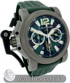 Graham Chronofighter Oversize SAS Limited Edition