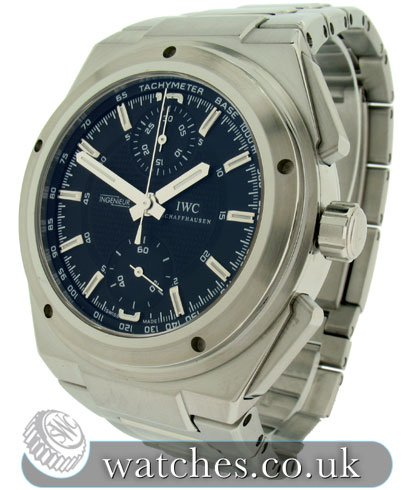 best sneakers dd813 1b7fa IWC Ingenieur Chronograph Watch - IW372501 - Ref: - IWC ...