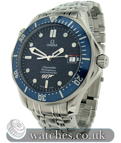 Omega Seamaster 007 Limited Edition