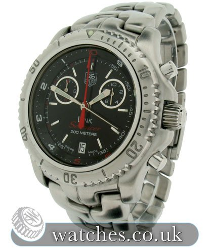 Tag heuer link searacer watch ct1113 ref tag heuer watches for Tag heuer c flex