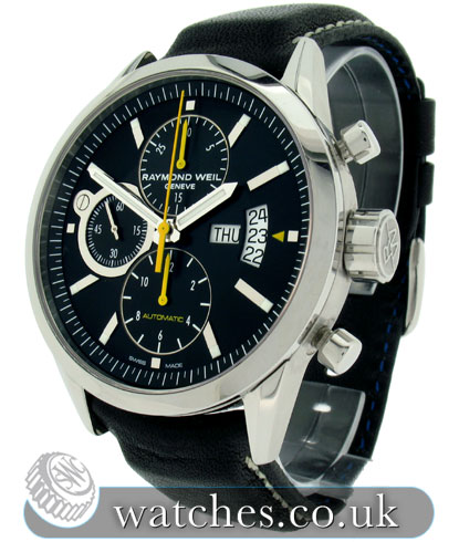 raymond weil freelancer chronograph watch 7730 stc 20101 ref