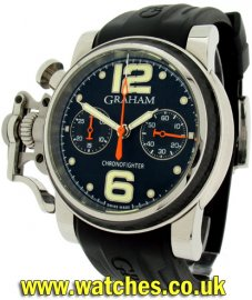 Graham Chronofighter Carbon Racing Limited Edition