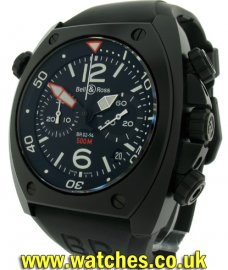 Bell & Ross BR 02-94 Chronograph