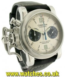 Graham Chronofighter Chronograph