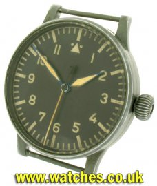 Wempe Vintage Luftwaffe Navigators Watch