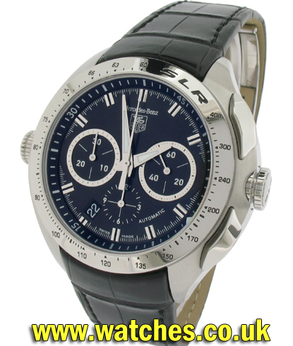 Tag heuer slr for mercedes benz limited edition watch for Tag heuer grand carrera mercedes benz sls limited edition price