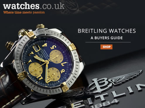 Breitling Watches Buyers Guide