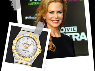 The Luxury Watch Stars Of The Red Carpet