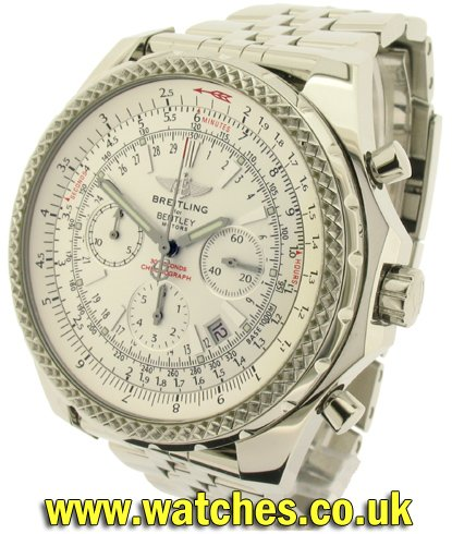 Breitling Bentley Motors Watch A25362 Ref Breitling