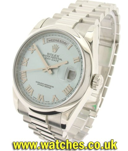 Rolex Oyster Perpetual Day Date Price Uk