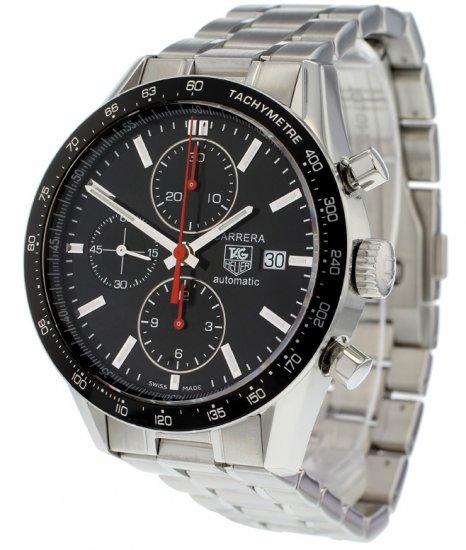 tag heuer chronograph