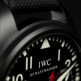 18886S IWC Big Pilots Top Gun Close11