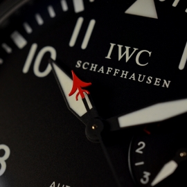 18886S IWC Big Pilots Top Gun Close5