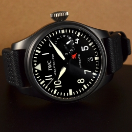 18886S IWC Big Pilots Top Gun Close6
