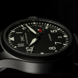 18886S IWC Big Pilots Top Gun Close8