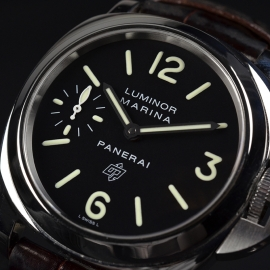 19043S Panerai Luminor Marina Logo Close2