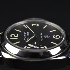 19043S Panerai Luminor Marina Logo Close6