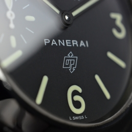19043S Panerai Luminor Marina Logo Close7