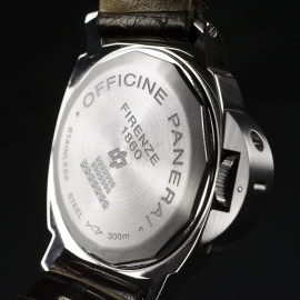 19043S Panerai Luminor Marina Logo Close8