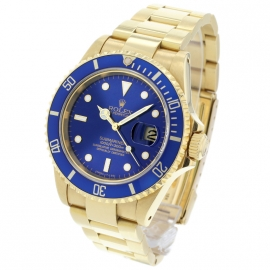 Rolex Submariner Date 18ct 16618