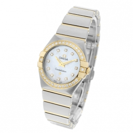 Omega Ladies Constellation Quartz