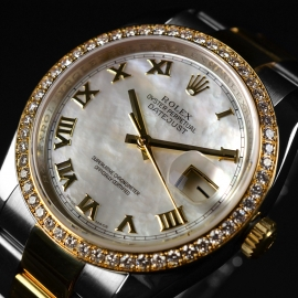 21460S Rolex Datejust Close2 2