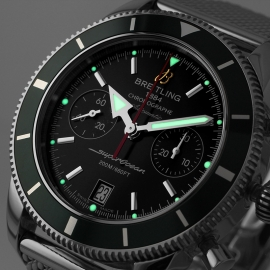 21486S Breitling Superocean Heritage Chronograph Close1