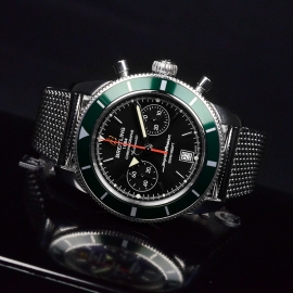 21486S Breitling Superocean Heritage Chronograph Close10