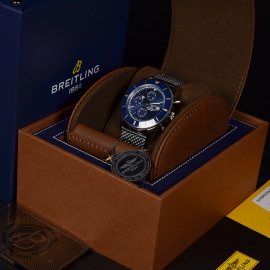 21491S Breitling Superocean Heritage II 46mm Chronograph Box