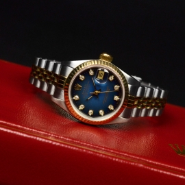21492S Rolex Ladies Datejust Close11