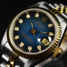 21492S Rolex Ladies Datejust Close2 1