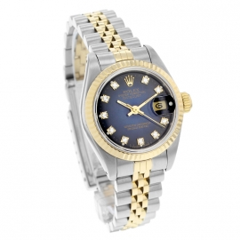 21492S Rolex Ladies Datejust Dial