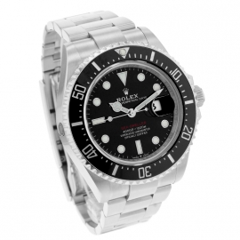 21500S Rolex Sea Dweller 50th Anniversary Dial