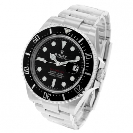 21500S Rolex Sea Dweller 50th Anniversary Back