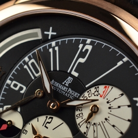 AP18846S Audemars Piguet Millenary Maserati Dual Time Close6