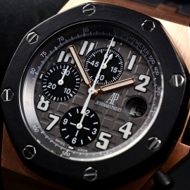 AP20490S Audemars Piguet Royal Oak Offshore Rose Gold Close2