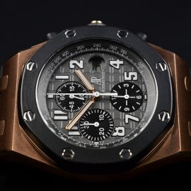 AP20490S Audemars Piguet Royal Oak Offshore Rose Gold Close5