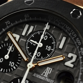 AP20490S Audemars Piguet Royal Oak Offshore Rose Gold Close7