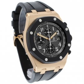 AP20490S Audemars Piguet Royal Oak Offshore Rose Gold Dial