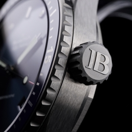 BL21450S Blancpain Fifty Fathoms Bathyscaphe Close3