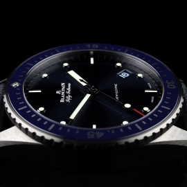 BL21450S Blancpain Fifty Fathoms Bathyscaphe Close8