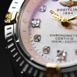 BR21176S Breitling Ladies Callistino Close7