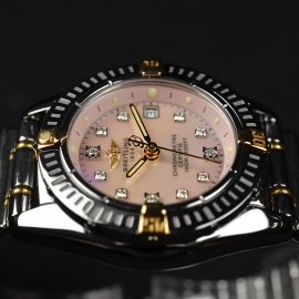 BR21176S Breitling Ladies Callistino Close8