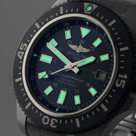 BR21635S Breitling SuperOcean 44 Special Close 1