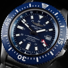 BR21635S Breitling SuperOcean 44 Special Close 2 1