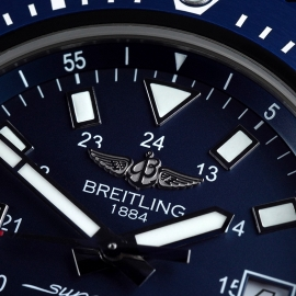 BR21635S Breitling SuperOcean 44 Special Close 3