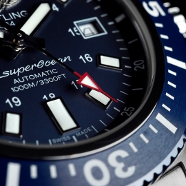 BR21635S Breitling SuperOcean 44 Special Close 5