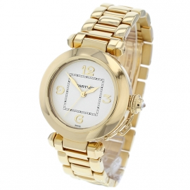 Cartier Ladies Pasha Grid 18ct