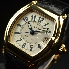 CA20004S Cartier Roadster Close2
